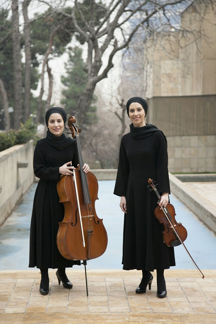 Zhabiz and Golriz Zarbakhsh